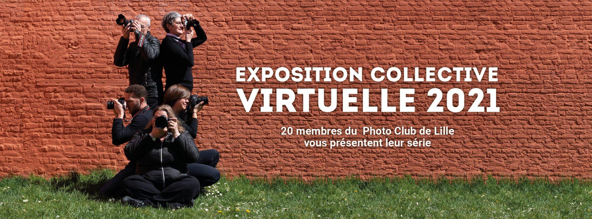 L'exposition collective du Photo Club est ouverte !